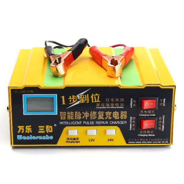 2V 24V 100AH Battery Charger For Lead Acid Lithium Batteries