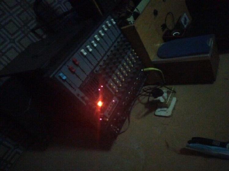 8 channel Dixon Mixer
