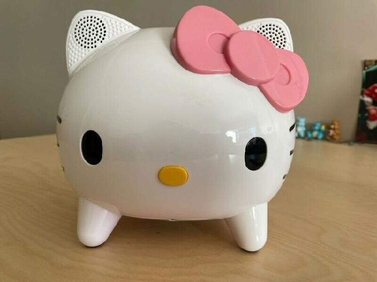 Hello Kitty iPod Docking Station Loudspeaker