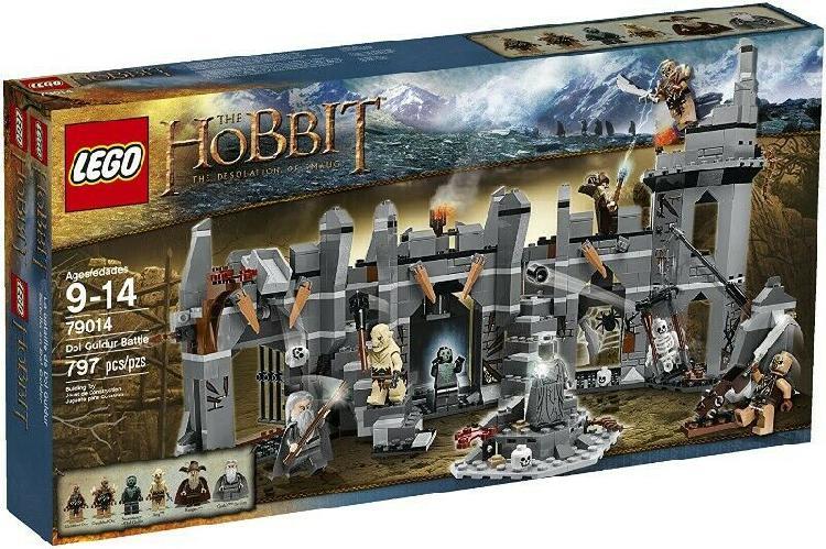 Lord of the Rings Dol Guldur Battle