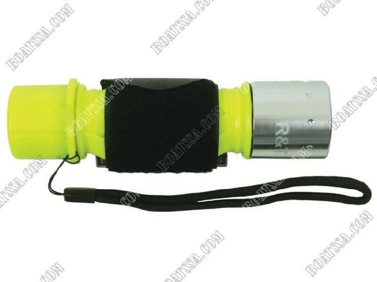 DIVE TORCH SET WITH 60m DEPTH