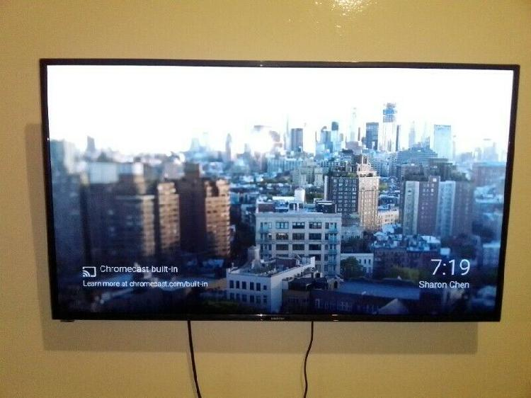 42 inches sinotec full hd smart/android tv