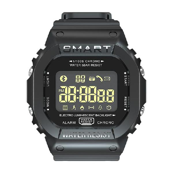 Ex16t 1.21 inches lcd screen smart watch 50m waterproof,