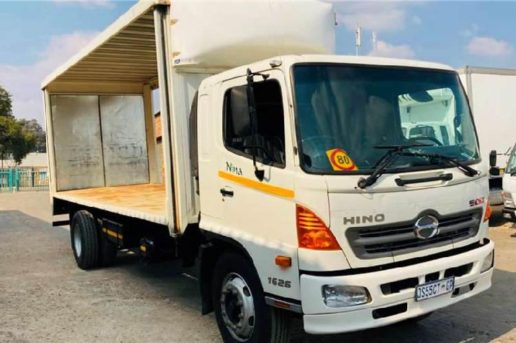Hino 500 1626 for sale