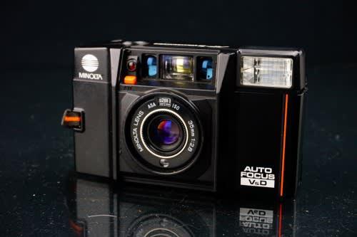 Minolta afs-v 35mm point & shoot camera **good condition**