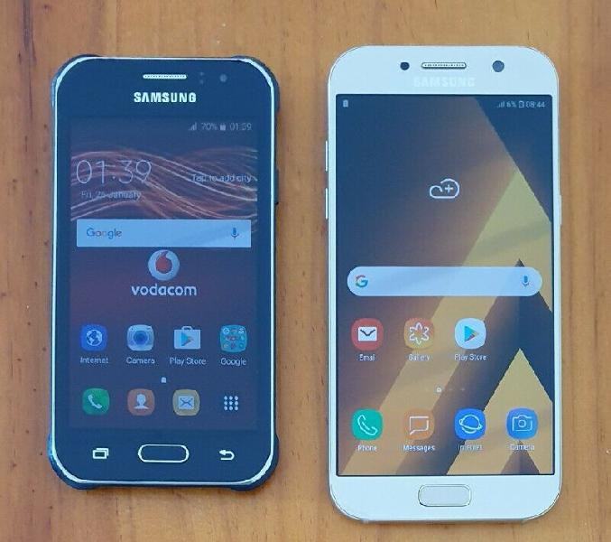 Samsung a5 32gb and j1 ace neo 8gb