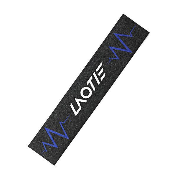 Laotie scooter pedal footboard tape blue sandpaper sticker