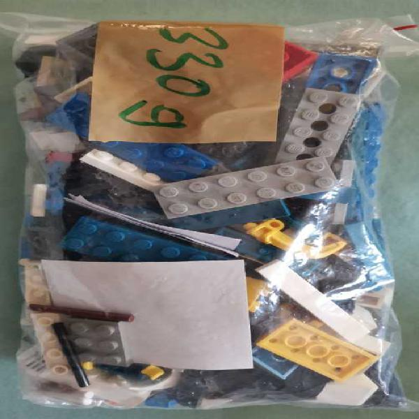 Mixed lot - clone brand and lego bag g (330g weight)