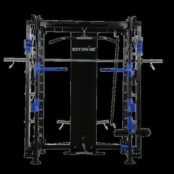 Body dynamic smith machine