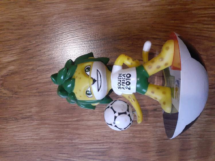 Fifa world cup 2010, zukami mascot collectible