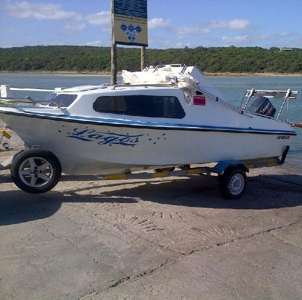 17ft baronet for sale