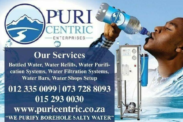 Water purification filter shops, installers, water pumps,