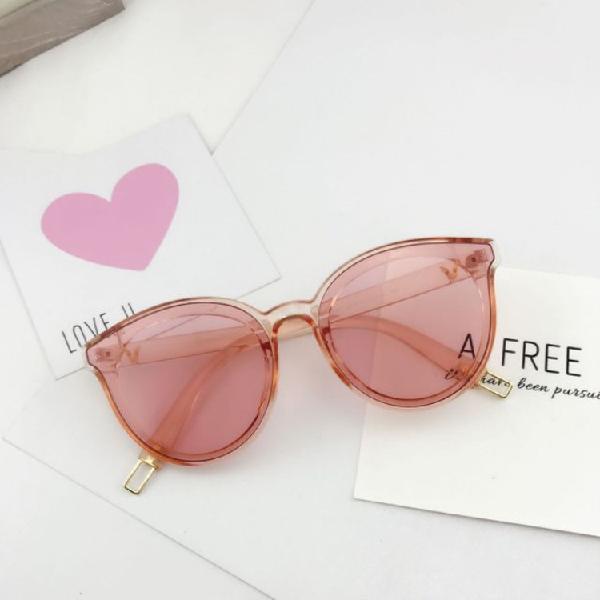 Sunglasses retro street fashion sun glasses(pink)...