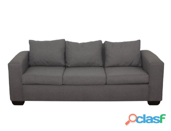 Buy Jody 3 Seater Sofa   Light Grey   HG BAVA
