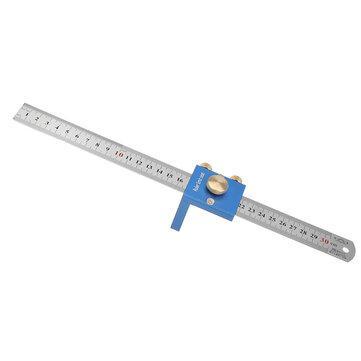 30CM/12IN Metric Line Drawing Ruler 90 Line Ruler