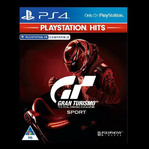 Gran Turismo Sport PS4/PS5