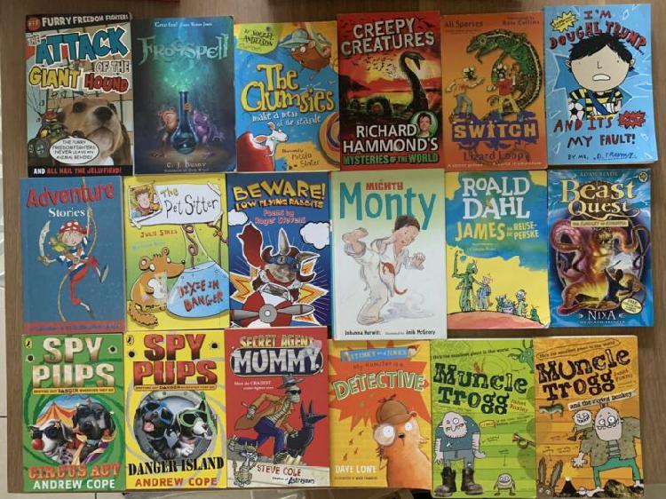 Kids Books @ R35 EACH
