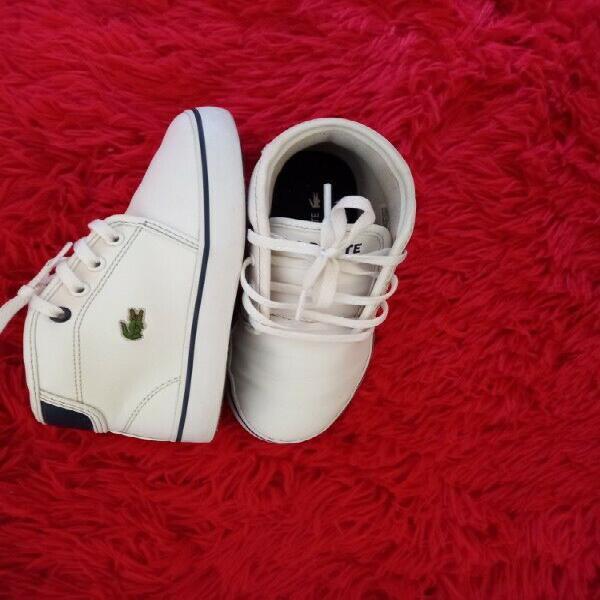 Lacoste Children's Footwear (white)