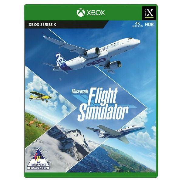 Microsoft Flight Slimulator Xbox Series X