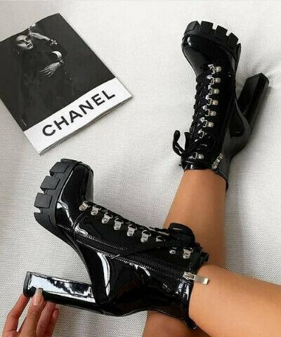 Shinny Boots