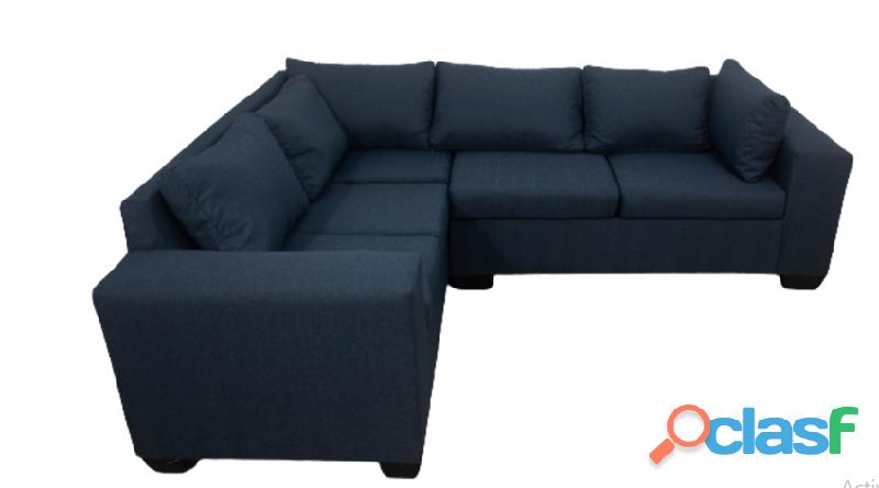 Buy Jenny Corner Sofa – Dark Denim Blue | HG BAVA CC 1