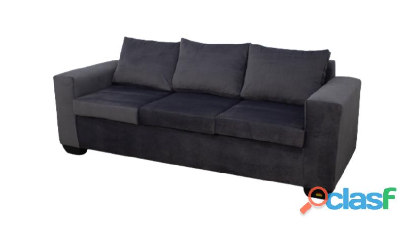 Buy Jody 3 Seater Sofa   Grey   Velvet   HG BAVA CC 1
