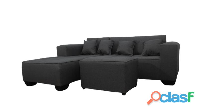 Buy Shona 3 Seater Combo – Grey   HG BAVA CC 1