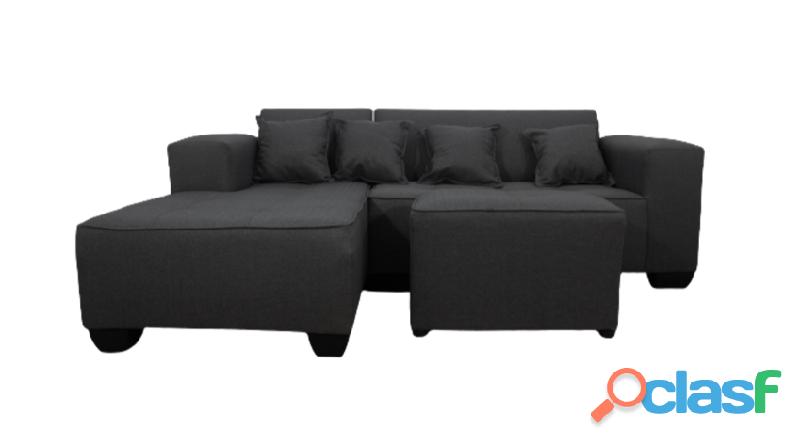 Buy Shona 3 Seater Combo – Grey   HG BAVA CC 2
