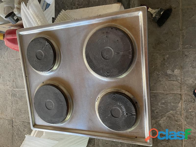Kitchen appliance hob extraction fan and oven 4