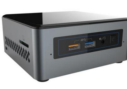 Intel nuc6-cayh nuc (next unit of computing) - 115x111x51mm