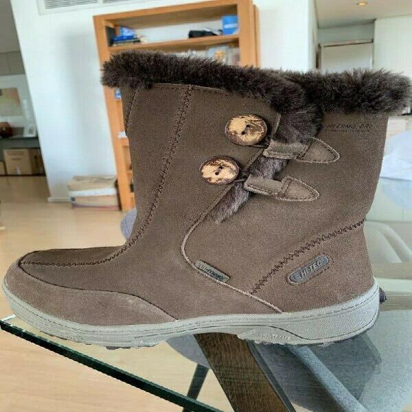 Ladies hi-tec hiking boots