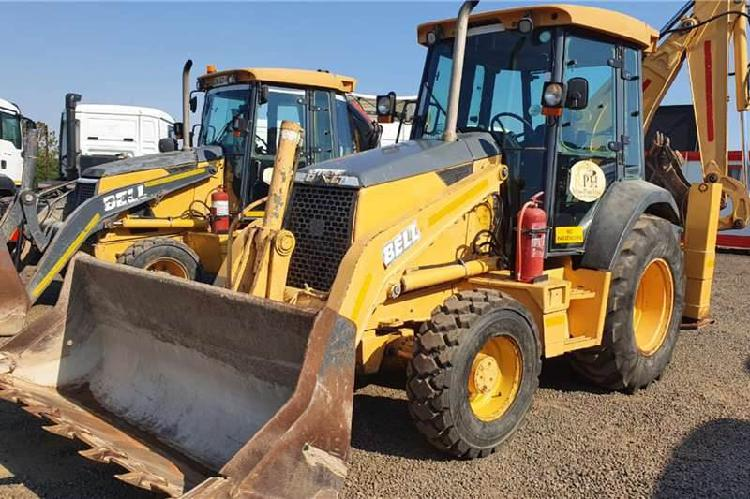 Bell 315sg 4x4 tlb for sale