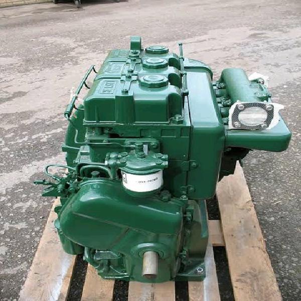 Lister diesel 37.5hp ksb pump set