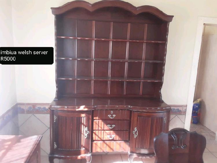 Antique furniture pieces