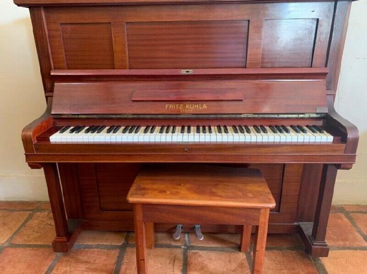 Fritz kuhla piano