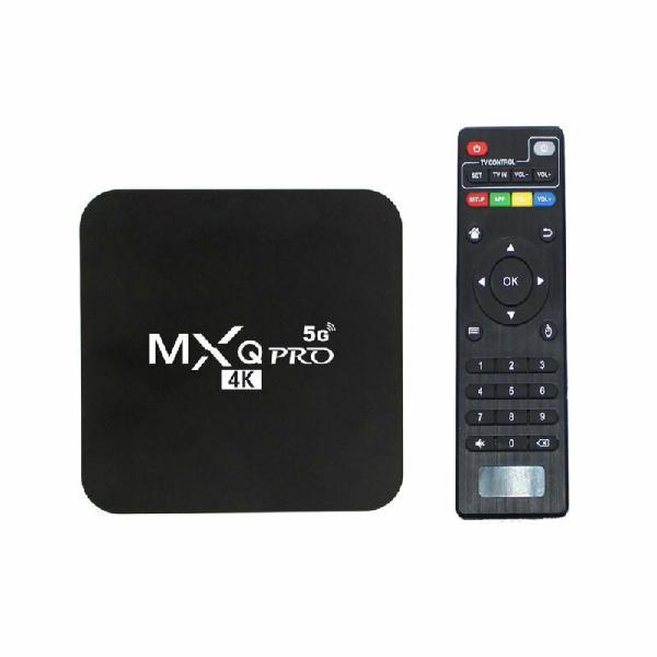 Mxq pro 5g (1/8gb) android 7 tv box (el)