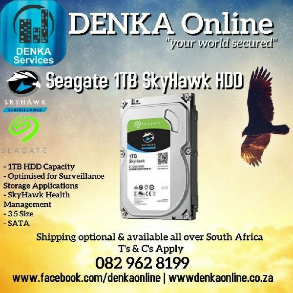 Seagate 1tb skyhawk hdd